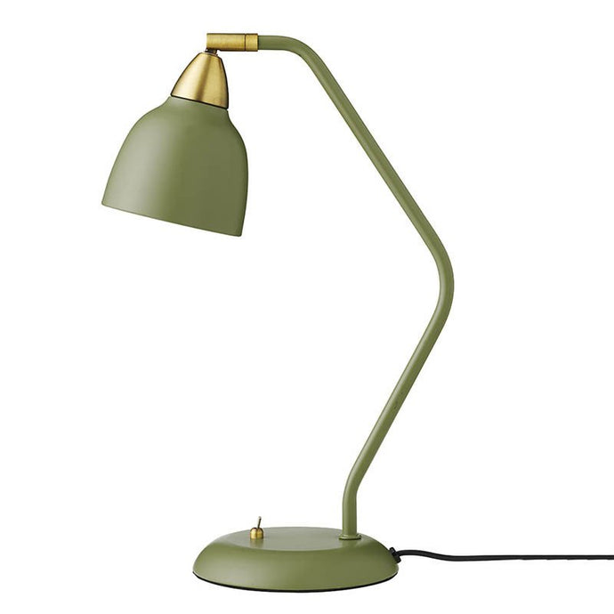 Urban Table lamp, matt Olive