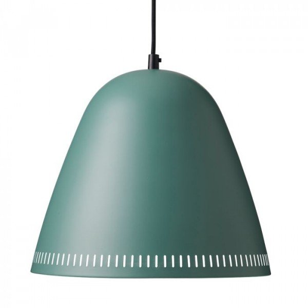 Big Dynamo Pendant, matt Duck Green