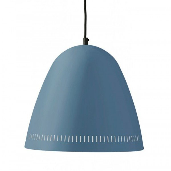 Big Dynamo Pendant, matt Smoke Blue