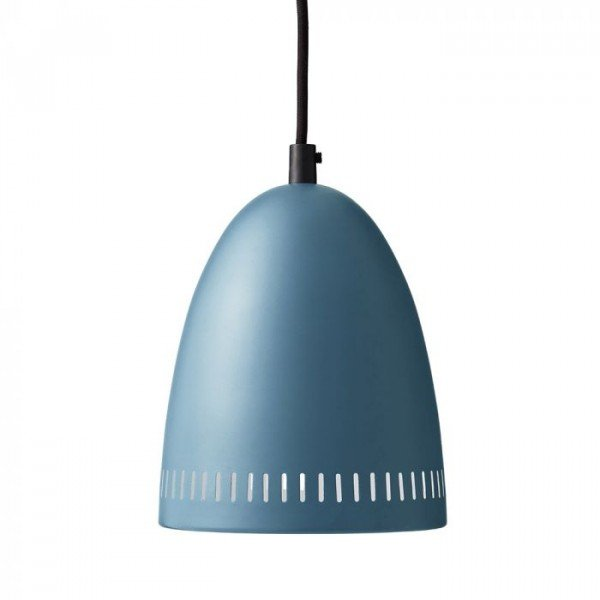 Dynamo Pendant, matt Smoke Blue