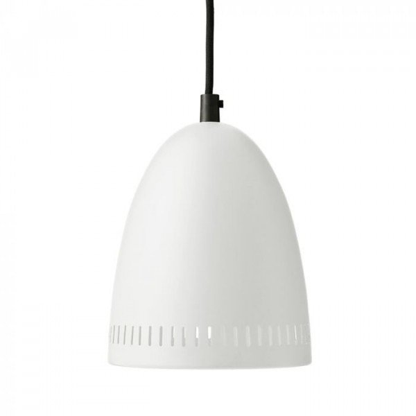 Dynamo Pendant, matt Whisper White