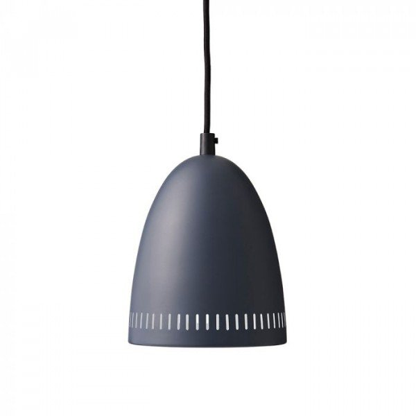 Mini Dynamo Pendant, matt Almost Black