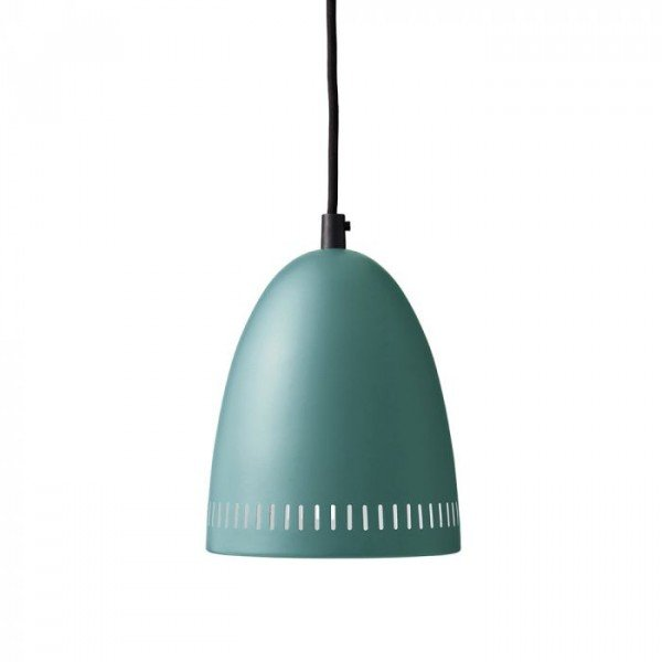 Mini Dynamo Pendant, matt Duck Green