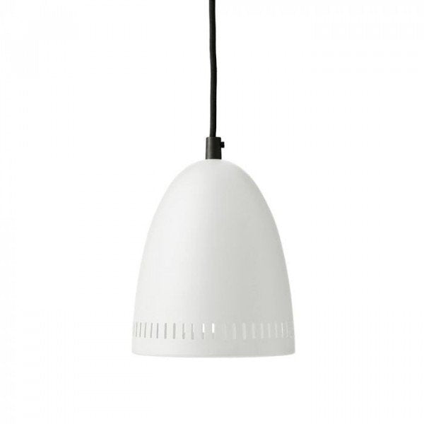 Mini Dynamo Pendant, matt Whisper White