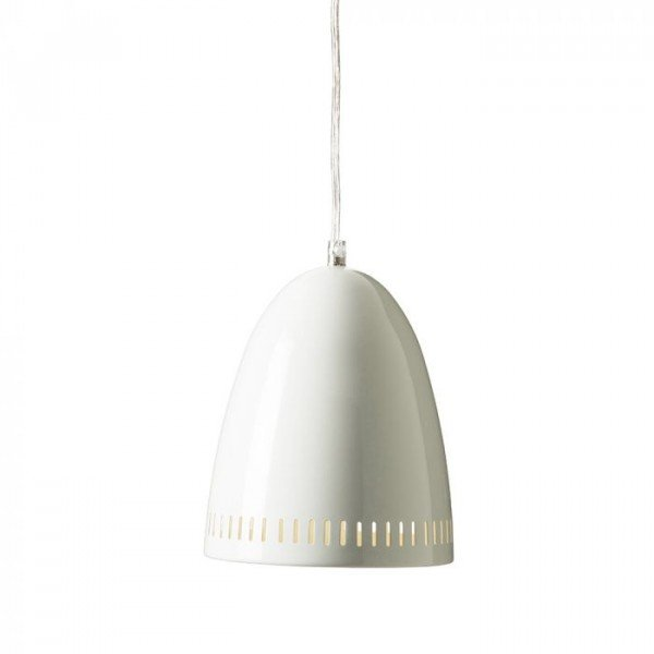 Mini Dynamo Pendant, Bright White