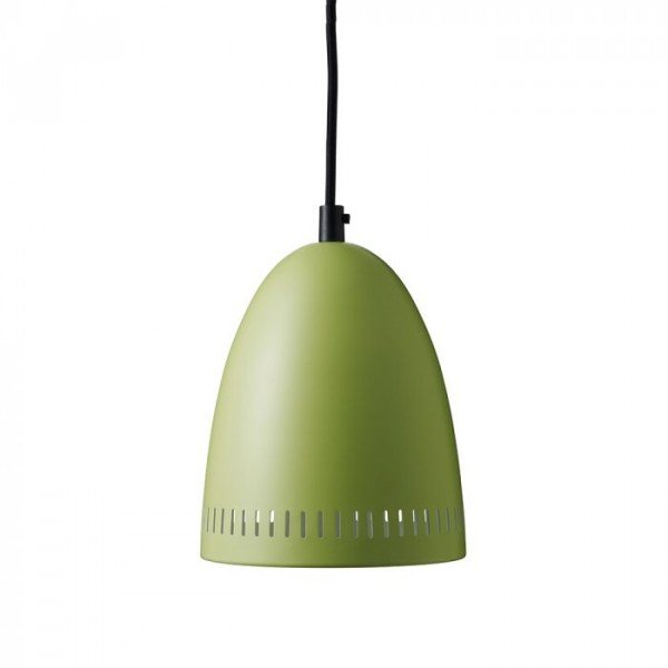 Mini Dynamo Pendant, matt Apple Green