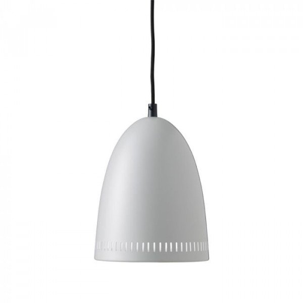 Mini Dynamo Pendant, matt Light Grey