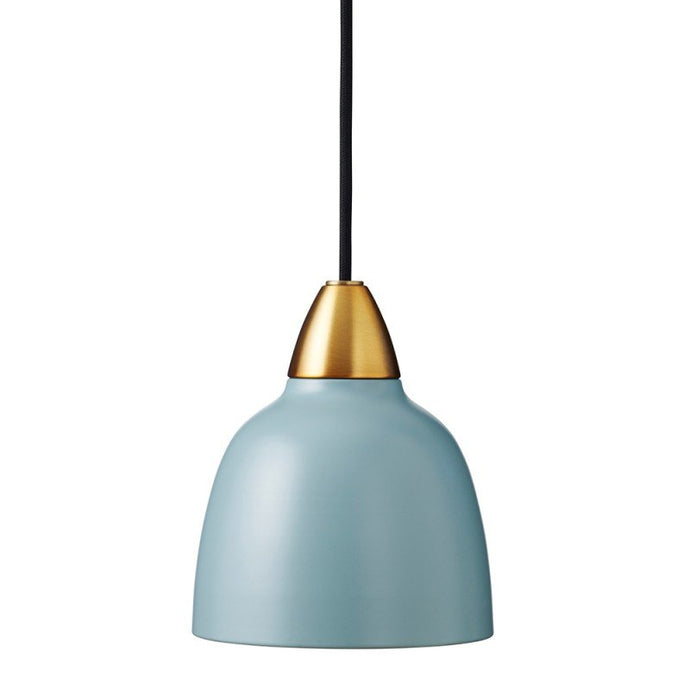 Mini Urban Pendant, matt Mineral Blue