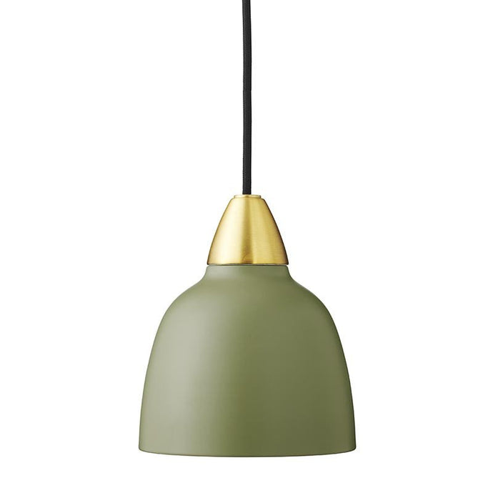 Mini Urban Pendant, matt Olive