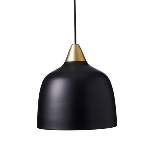 Urban Pendant, matt Real Black