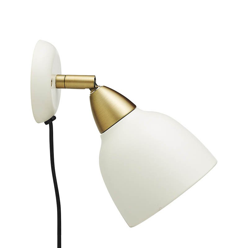Urban Short Wall lamp, matt Whisper White