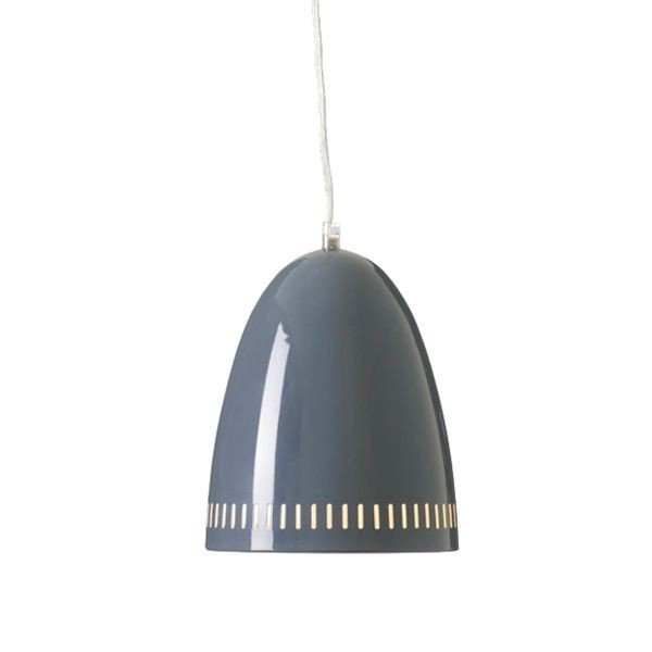 Mini Dynamo Pendant, Grey