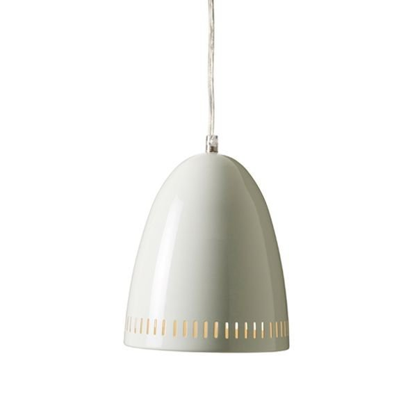 Mini Dynamo Pendant, White