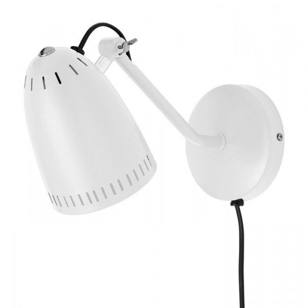 Dynamo Wall lamp, matt Whisper White