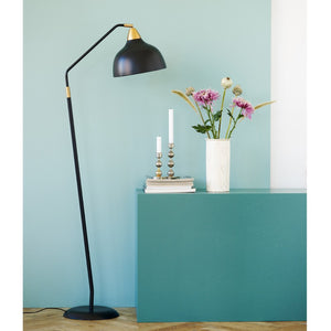 Urban Floor lamp, matt Real Black