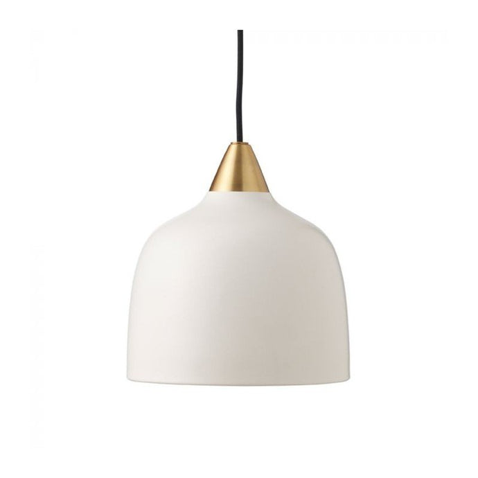 Urban Pendant, matt Whisper White