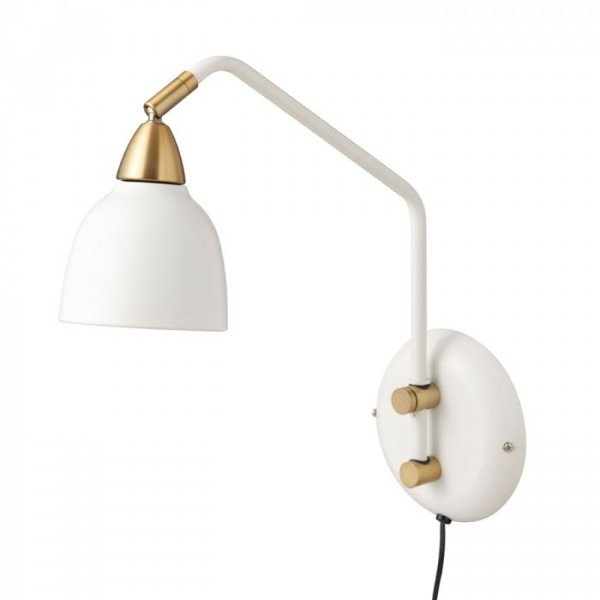 Urban Wall lamp, matt Whisper White