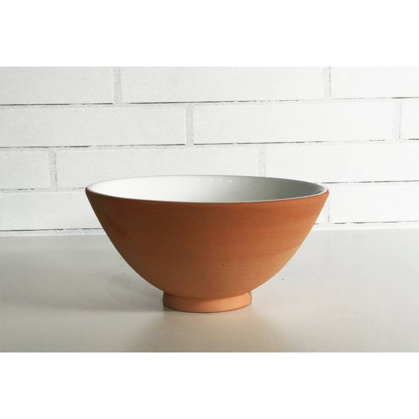 Terracotta Serving Bowl