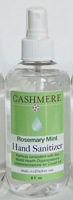 Rosemary Mint Hand Sanitizer