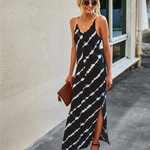 Load image into Gallery viewer, Tie-dye Midi Dress