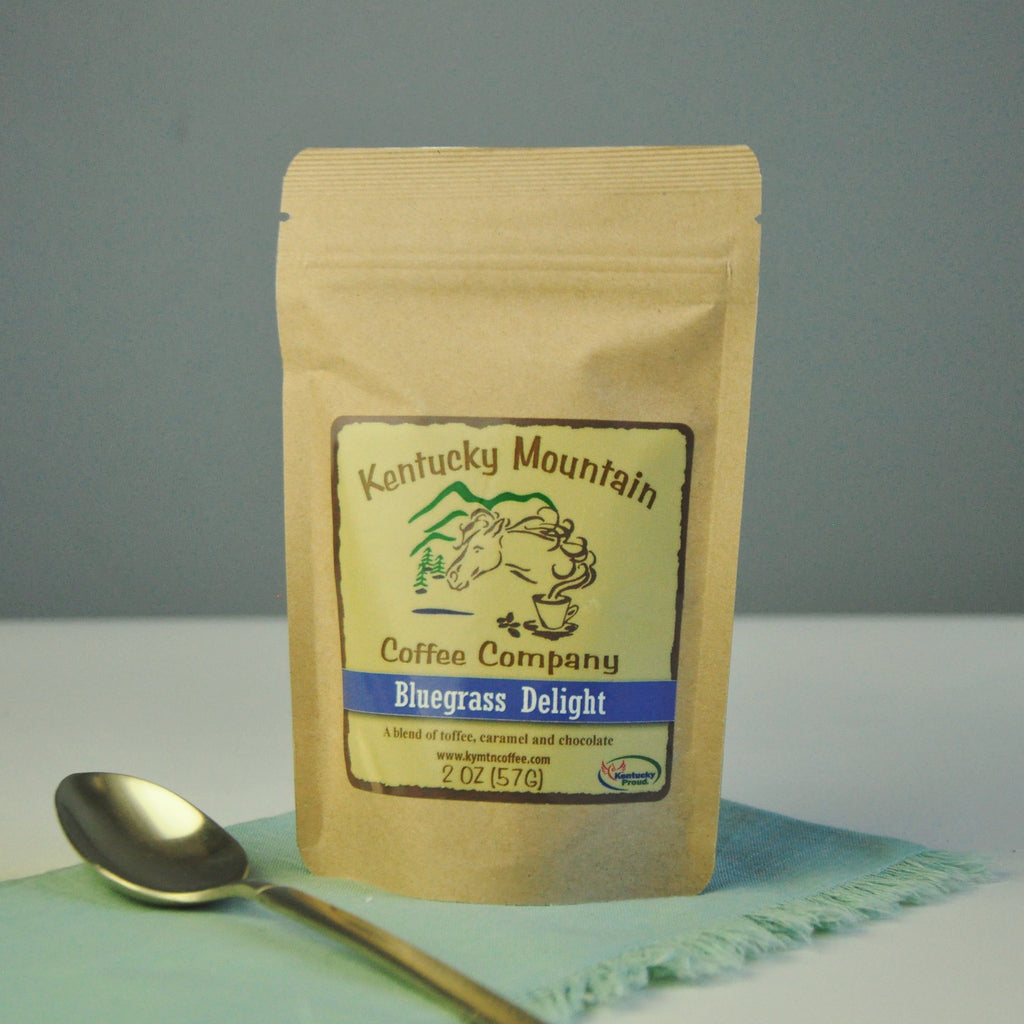 Bluegrass Delight Coffee (2 oz.)