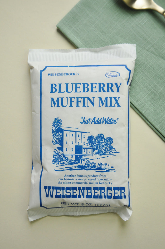 Weisenberger Blueberry Muffin Mix