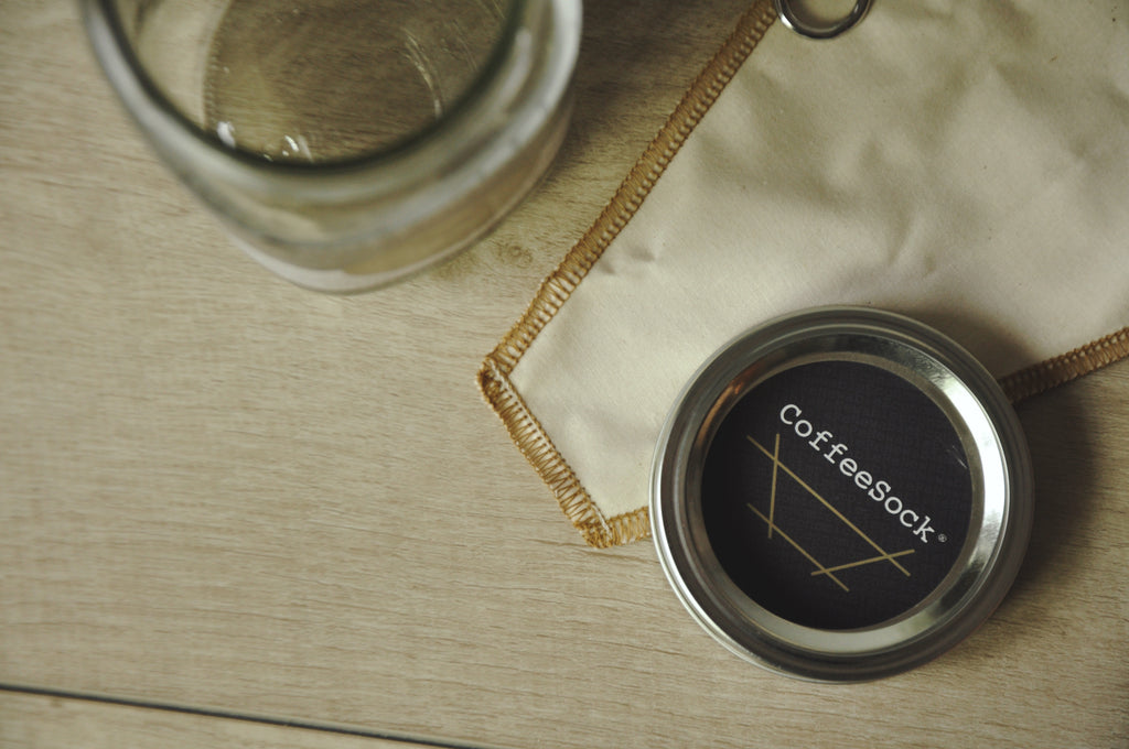 CoffeeSock Cold Brew Kit