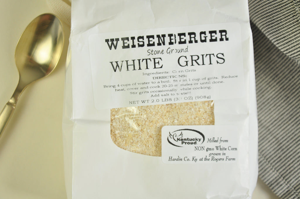 Weisenberger White Grits