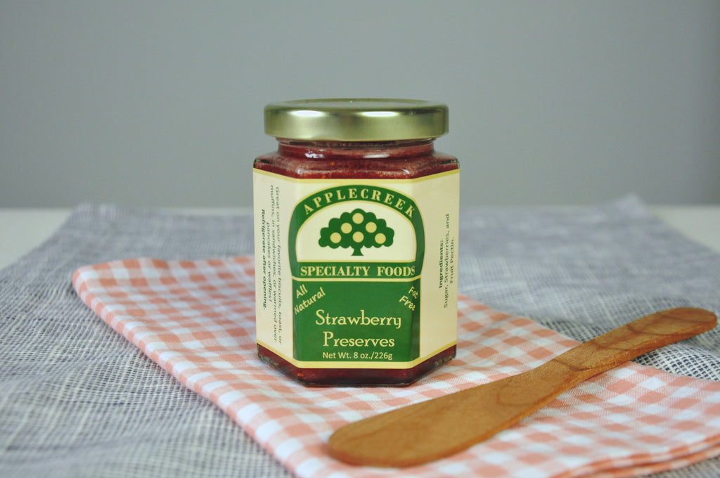 Applecreek Strawberry Preserves