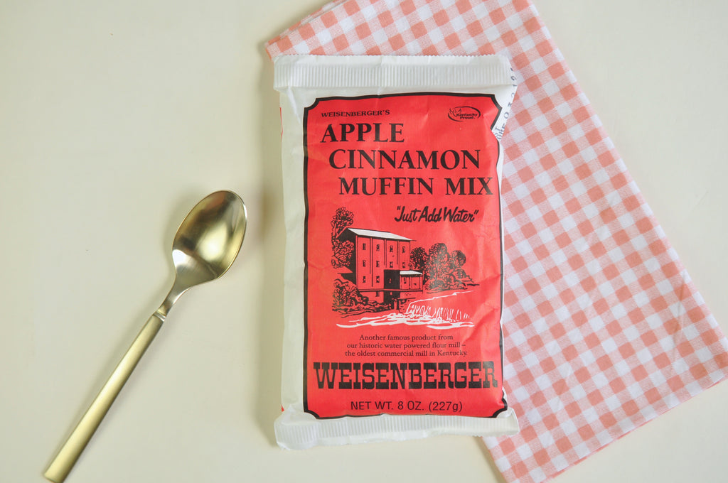Weisenberger Apple Cinnamon Muffin Mix