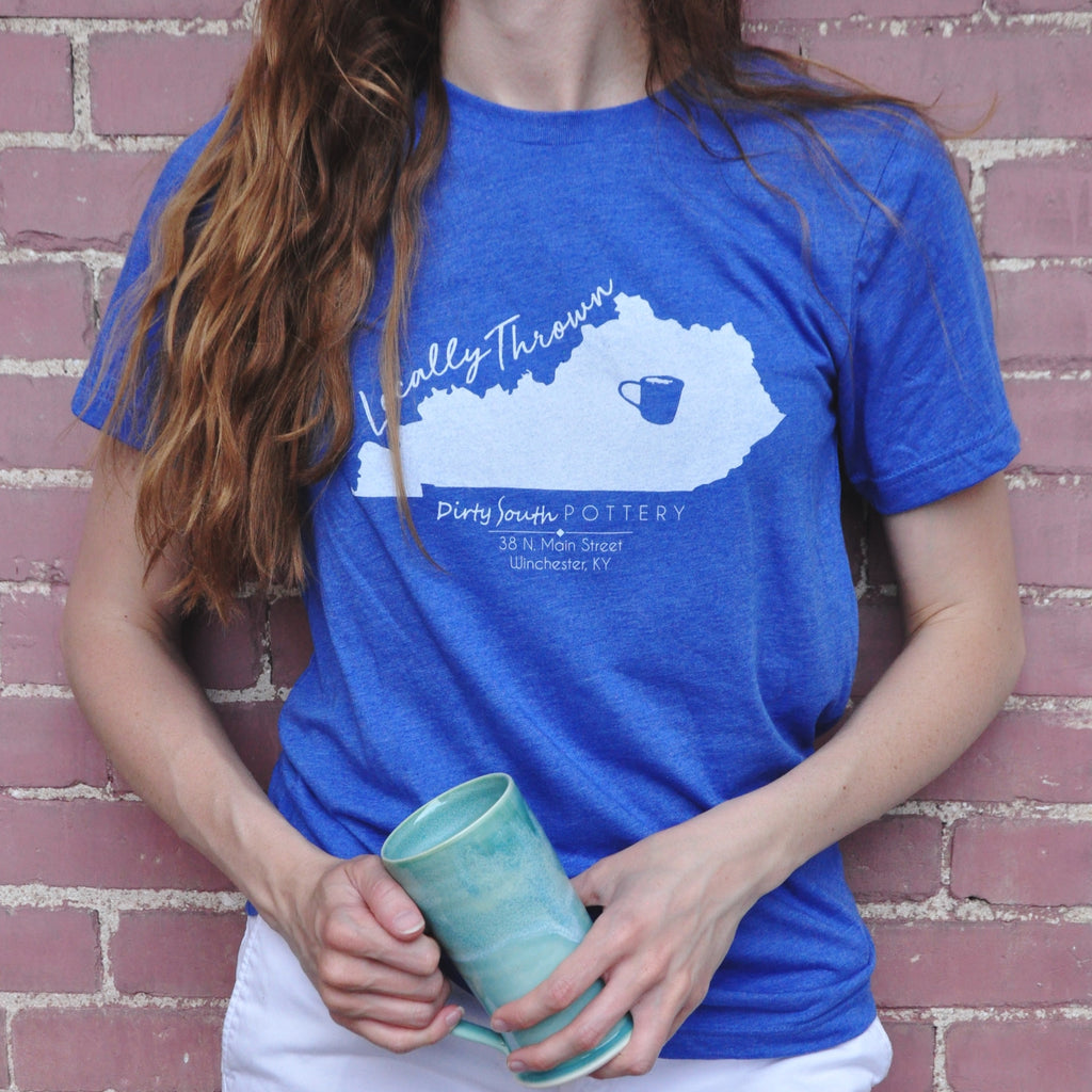 Locally Thrown Tee