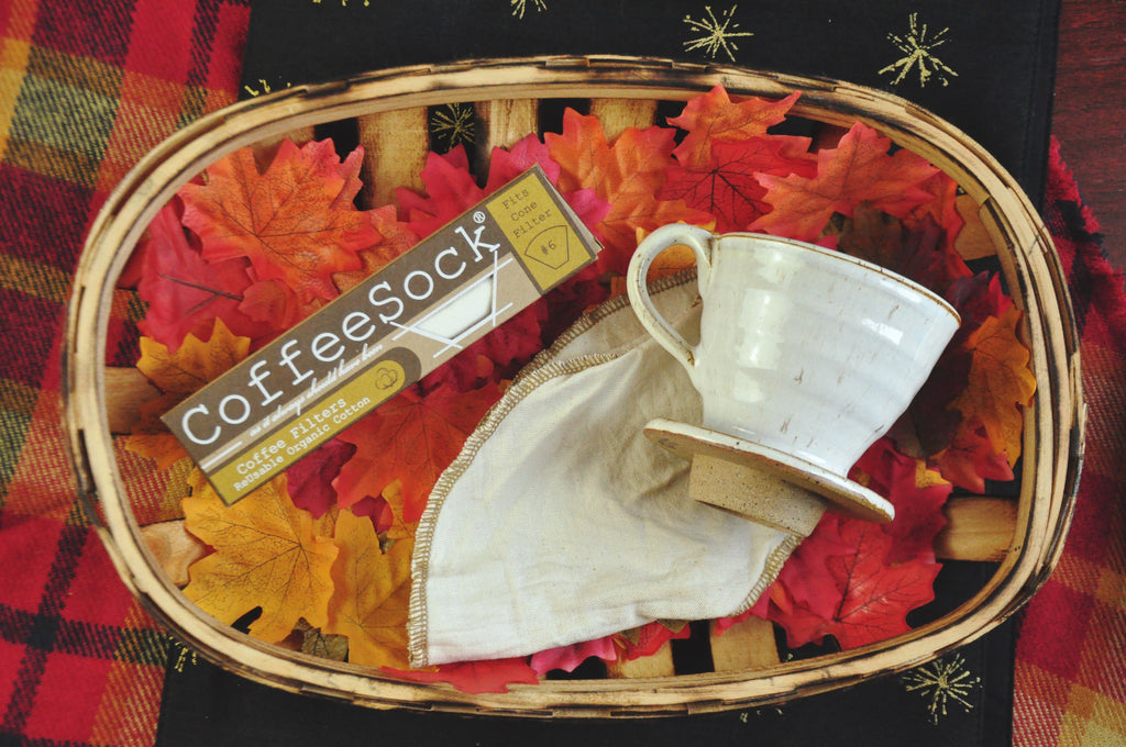 CoffeeSock Coffee Filters (2 pack)