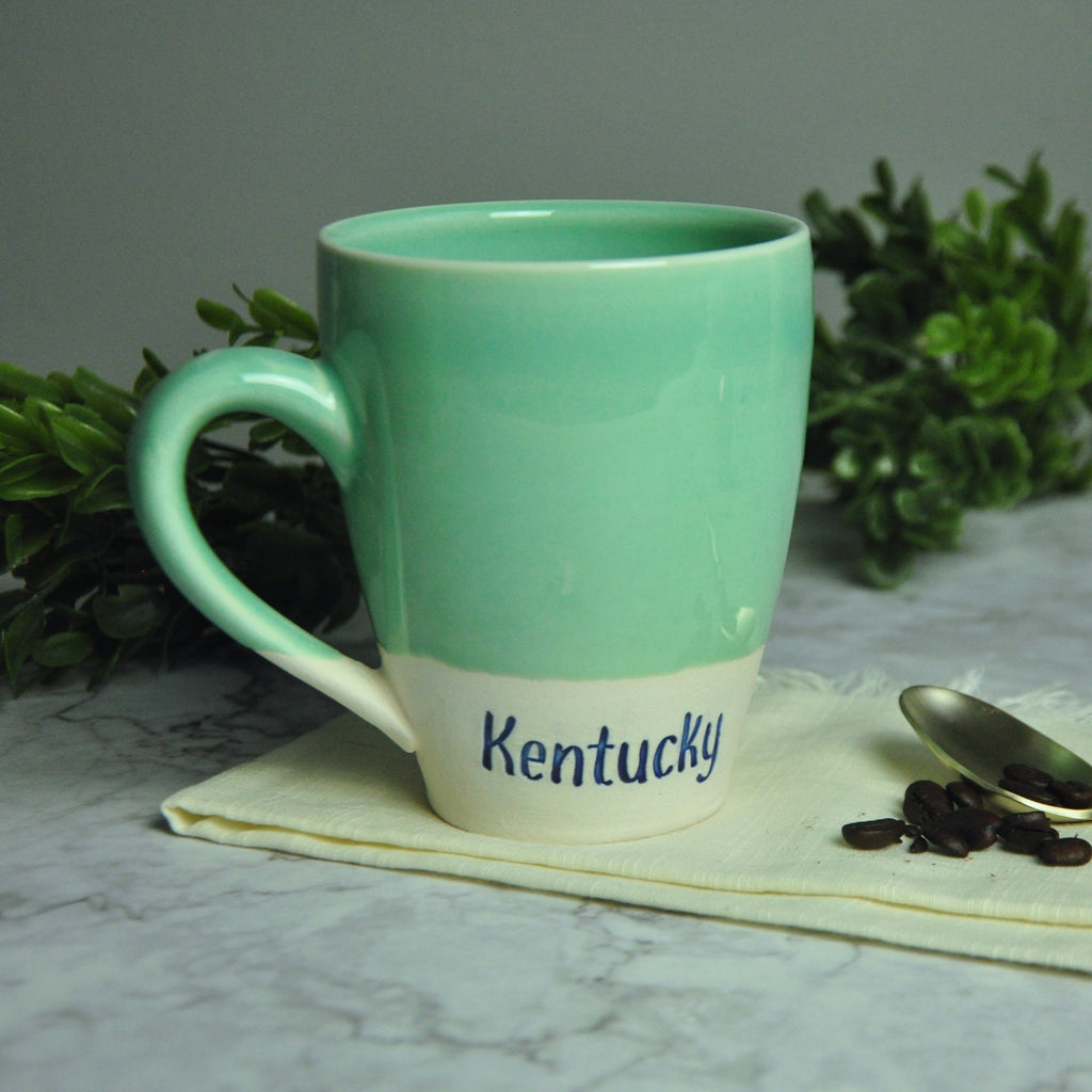 Kentucky Text Mug