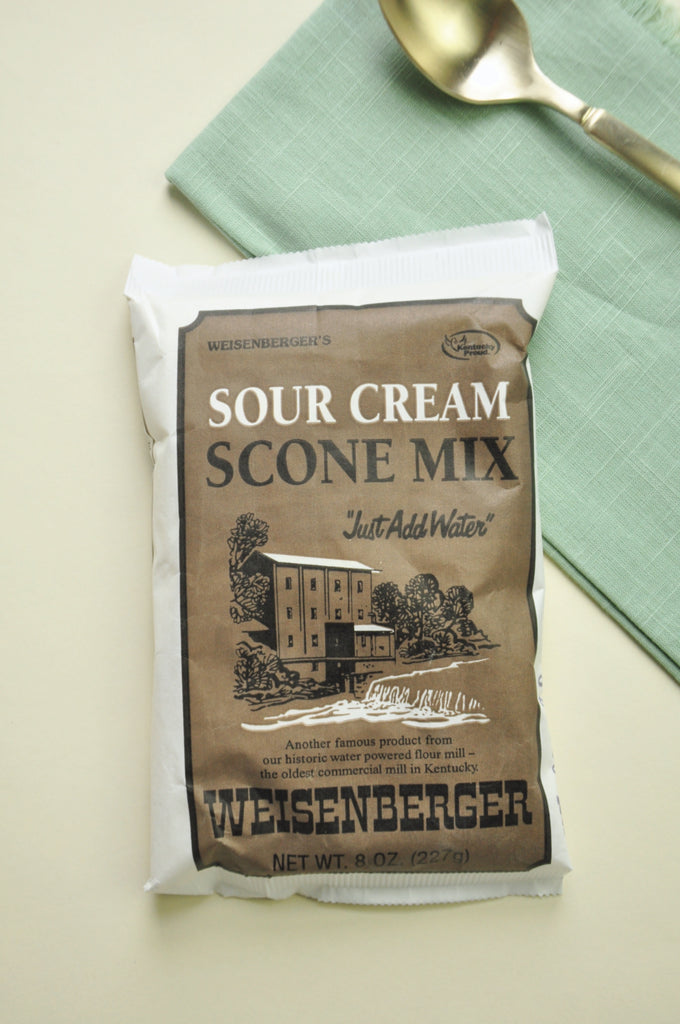 Weisenberger Sour Cream Scone Mix