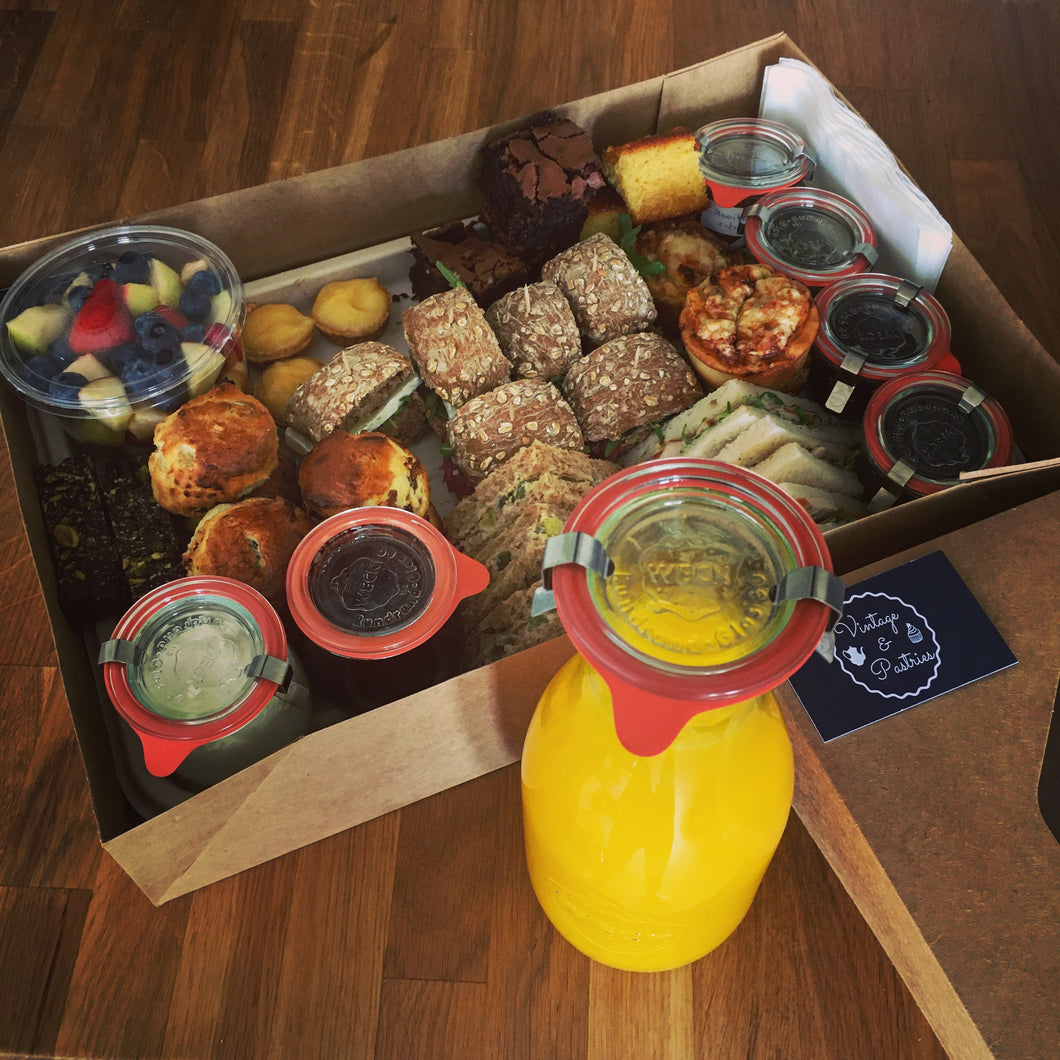 High Tea Deluxe Box
