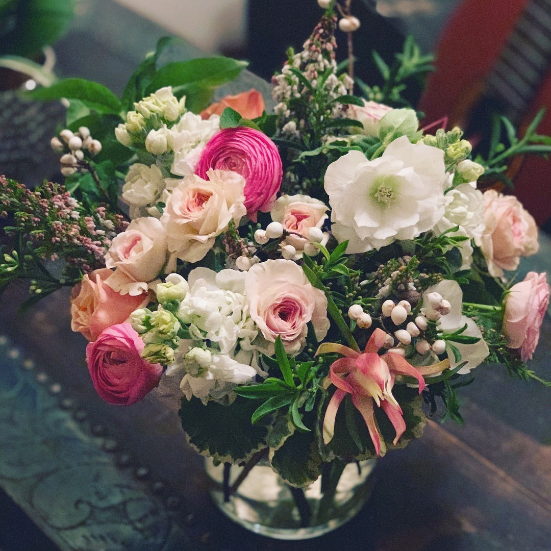 Your local florist; happenings and early spring blooms