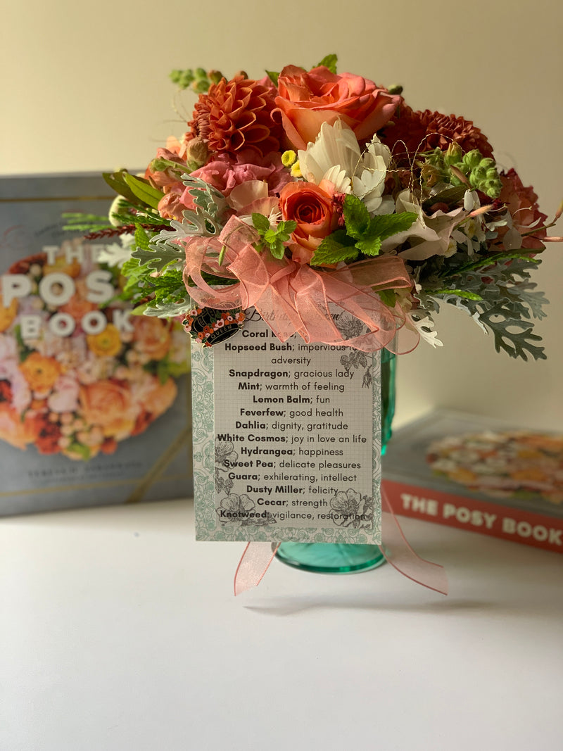 The Birthday Queen Posy Package