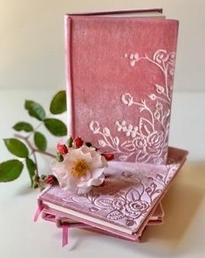 Silk Velvet Journal