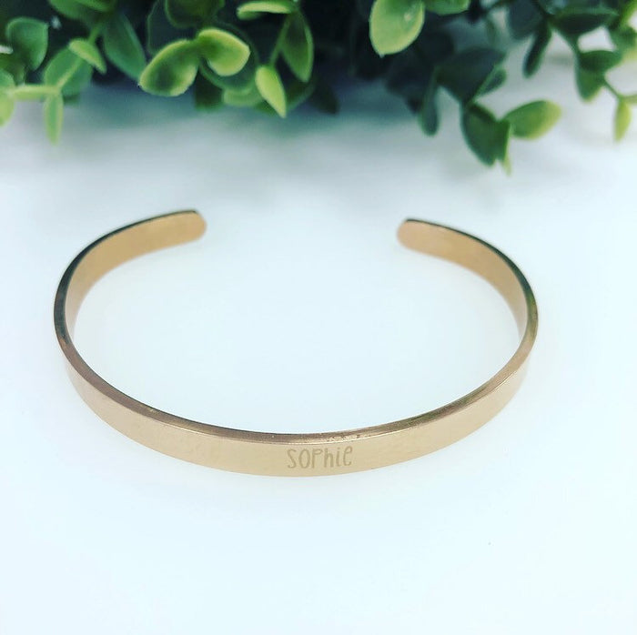 Personalised Bracelet with Name