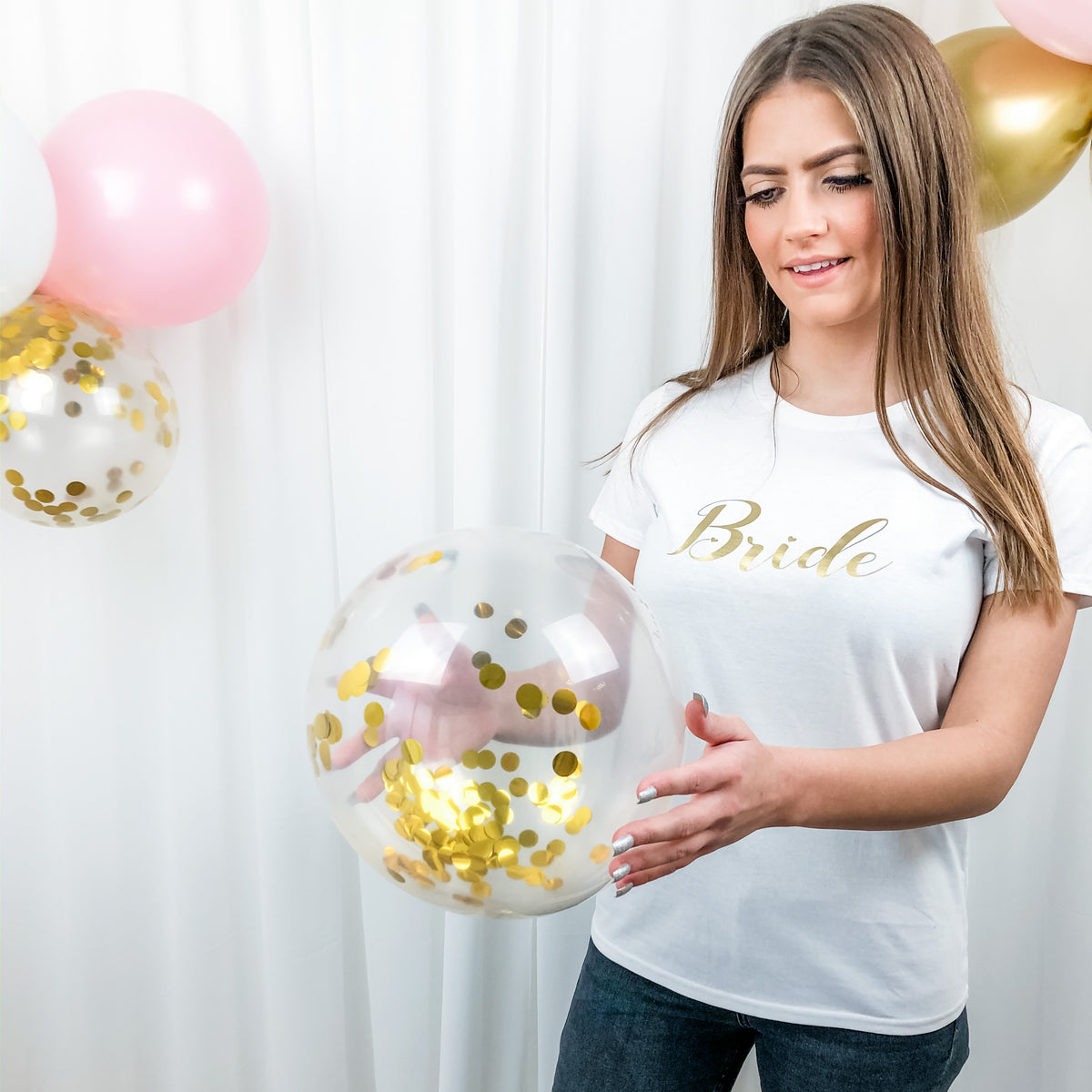 Bride Slogan T-shirt