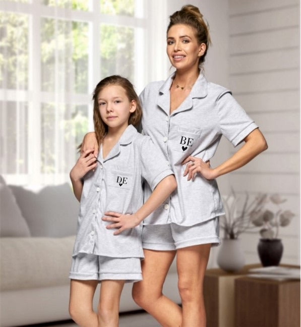 LEANNE jersey cotton pyjamas