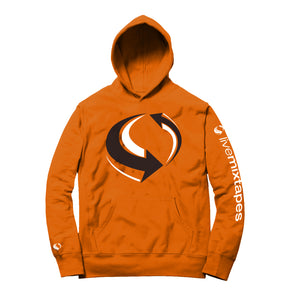 Livemixtapes Hoodie (Orange/Brown/White) (Hometown Edition)