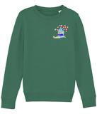Show Me Your Toes Sweater - Kids - Green
