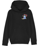 Show Me Your Toes Hoodie - Kids - Black