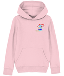 Show Me Your Toes Hoodie - Kids - Pink