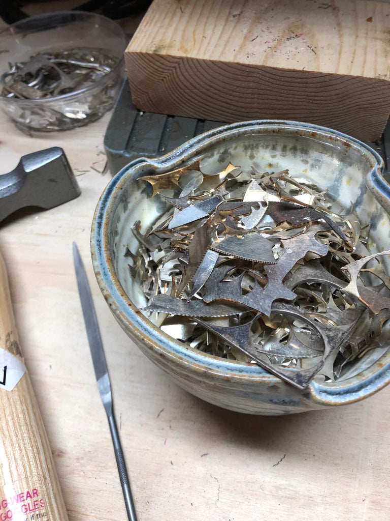 What am I going to do with these fine silver scrapt?