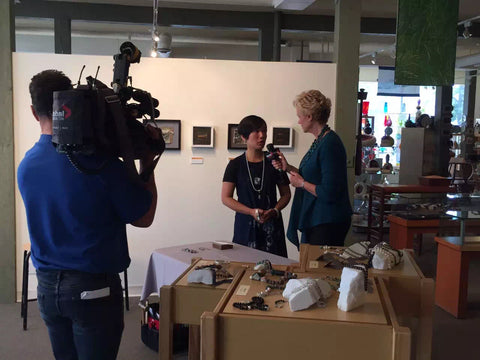 Interviewed by Lorraine Mansbridge from Global News , 2015