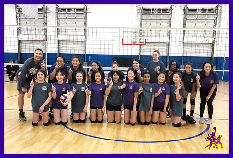 Summer Girls Volleyball Camp 2019 Week 1: Irvine, Orange County