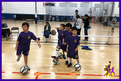 Bronze Indoor Soccer Package (Fridays)