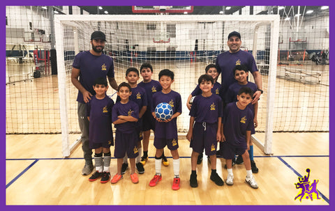 Silver Indoor Soccer Package (Tuesdays)